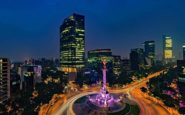 Sheraton Mexico City Maria Isabel Hotel вид на фасад