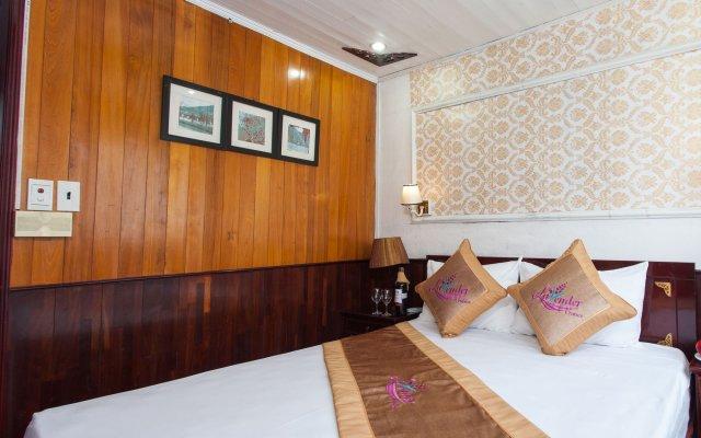 Отель Halong Lavender Cruises комната для гостей