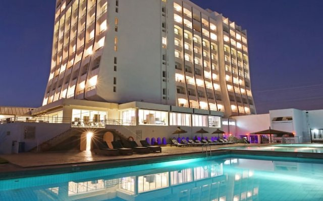 Anezi Tower Hotel in Agadir, Morocco from 111$, photos, reviews - zenhotels.com hotel front