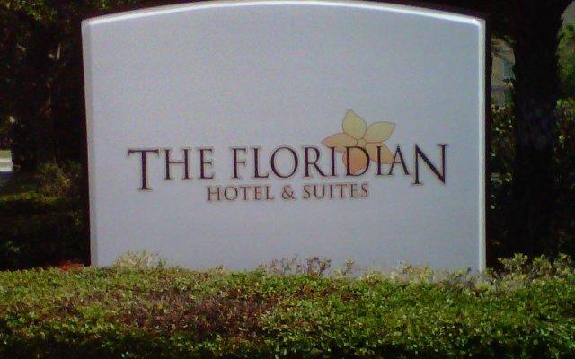 Отель The Floridian Hotel and Suites США, Орландо - отзывы, цены и фото номеров - забронировать отель The Floridian Hotel and Suites онлайн вид на фасад