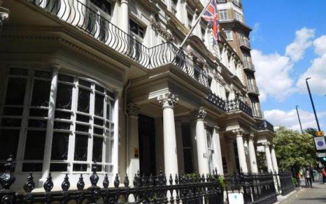 Отель Number 63 Ltd Лондон вид на фасад