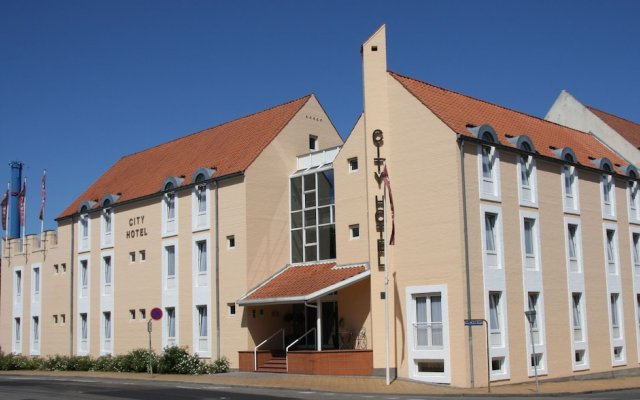 City Hotel Apartments