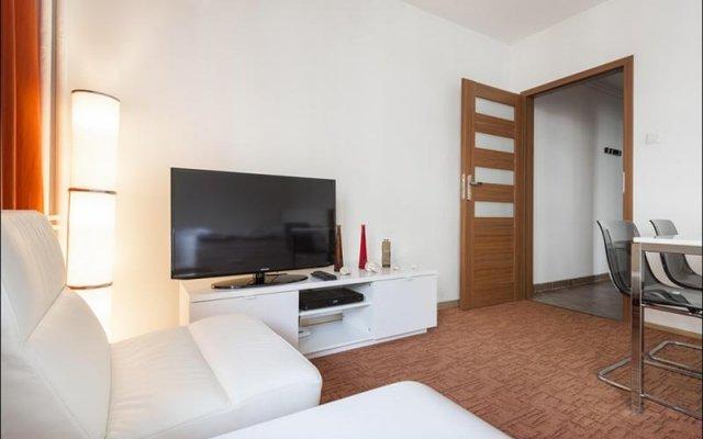 Апартаменты P&O Apartments Niecala комната для гостей