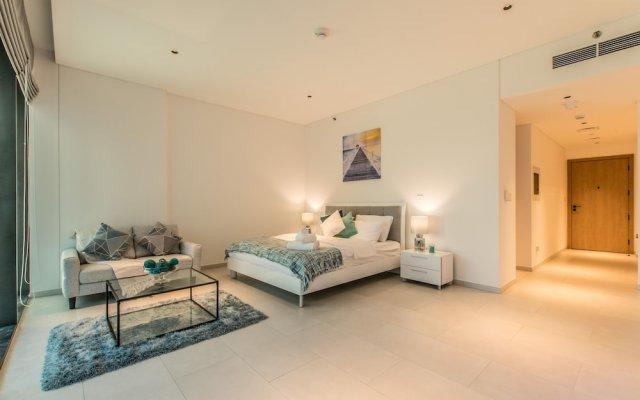 Апартаменты Airbetter-Dubai Downtown Superior Studio Дубай комната для гостей