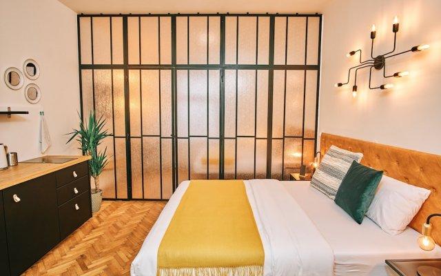 Отель CAMŌ ROOMS - Boutique Aparthotel Чехия, Прага - отзывы, цены и фото номеров - забронировать отель CAMŌ ROOMS - Boutique Aparthotel онлайн комната для гостей