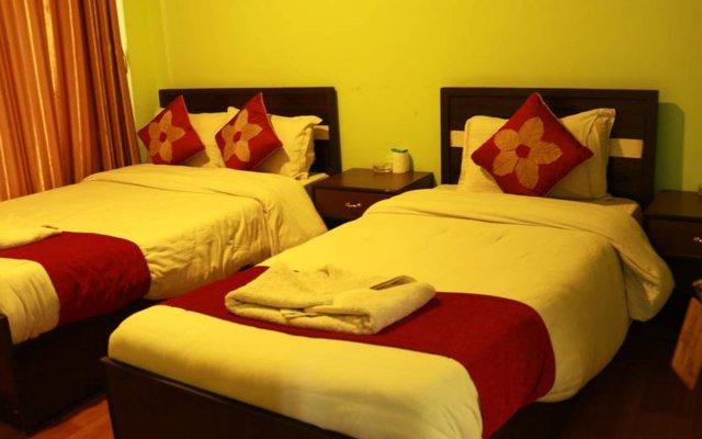 Отель Dali Nepal Непал, Катманду - отзывы, цены и фото номеров - забронировать отель Dali Nepal онлайн вид на фасад