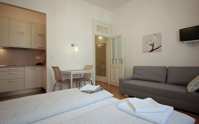 Отель City Castle Aparthotel Прага