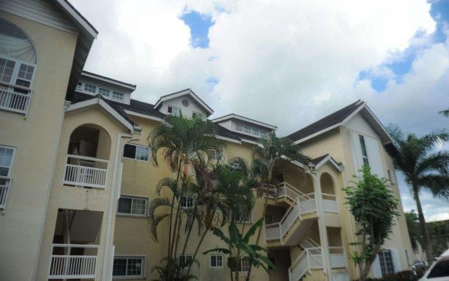 Апартаменты Lagoons Apartments вид на фасад