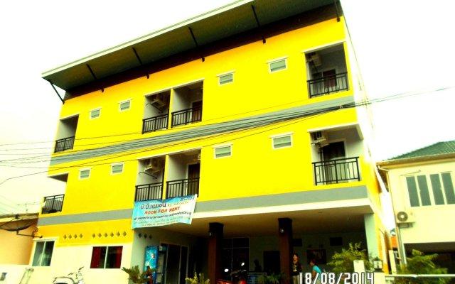 Отель B. B. Mansion Таиланд, Краби - отзывы, цены и фото номеров - забронировать отель B. B. Mansion онлайн вид на фасад