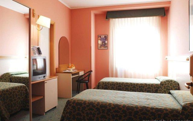 Отель Novotel Parma Centro Парма комната для гостей