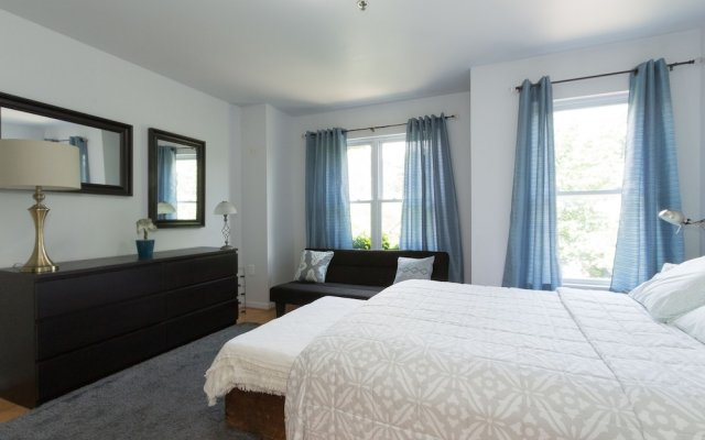 Отель The Hanover комната для гостей
