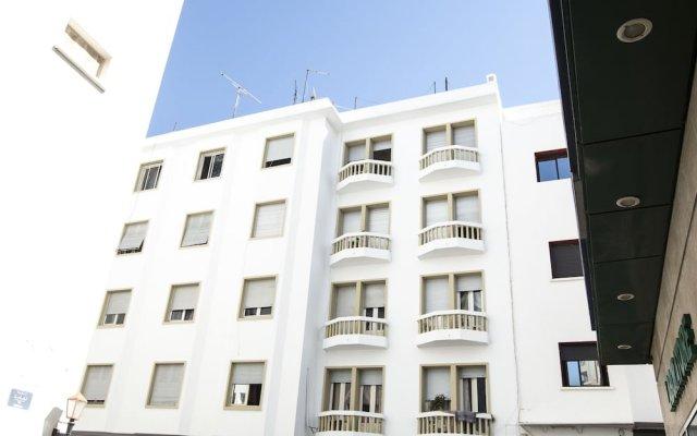 Отель Suite Balima XI 32 Марокко, Рабат - отзывы, цены и фото номеров - забронировать отель Suite Balima XI 32 онлайн вид на фасад