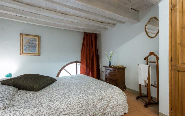 Отель Florentapartments - Santo Spirito Флоренция комната для гостей
