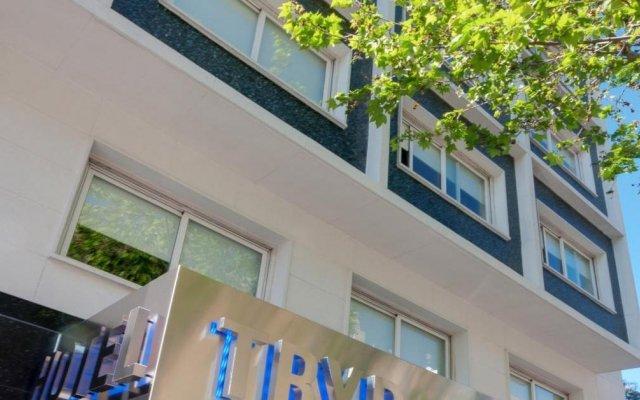 TRYP Madrid Chamberí Hotel вид на фасад