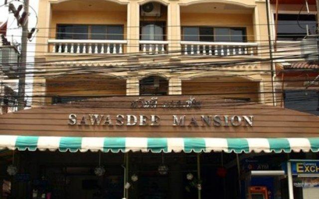 Отель Sawasdee Mansion вид на фасад