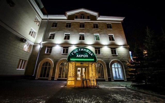 Отель Акрон Великий Новгород вид на фасад