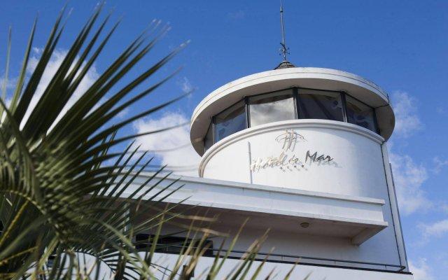 Hotel do Mar вид на фасад