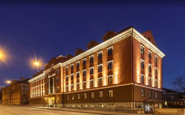 Kreutzwald Hotel Tallinn Таллин вид на фасад
