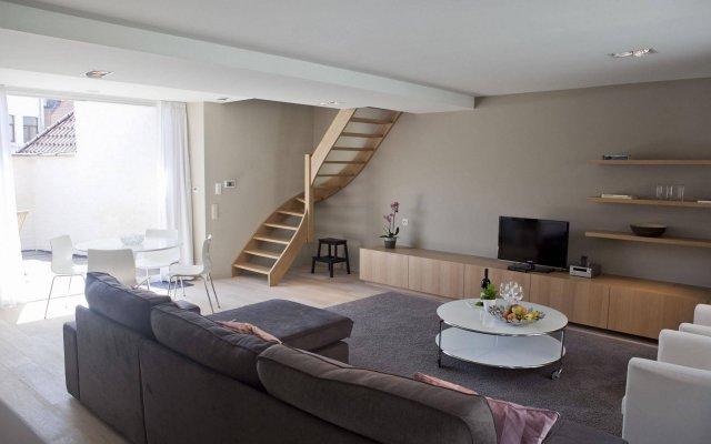 Апартаменты Apartment Loppem 9-11 комната для гостей