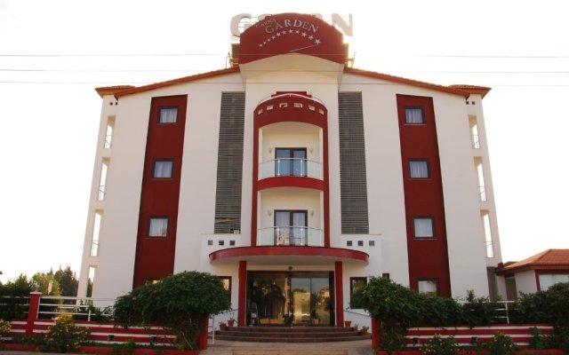 Carna Garden Hotel Турция, Сиде - отзывы, цены и фото номеров - забронировать отель Carna Garden Hotel онлайн вид на фасад
