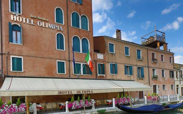 Hotel Olimpia Venice, BW signature collection вид на фасад