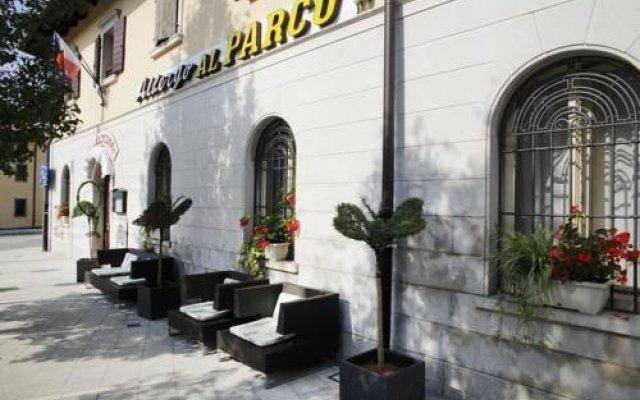 Отель Albergo Al Parco Таваньякко