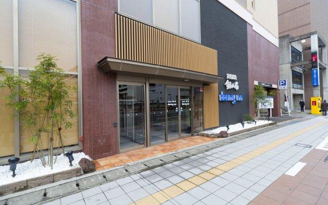 Отель Dormy Inn Toyama Япония, Тояма - отзывы, цены и фото номеров - забронировать отель Dormy Inn Toyama онлайн вид на фасад