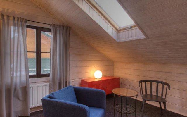 Гостиница Vgorahotel комната для гостей