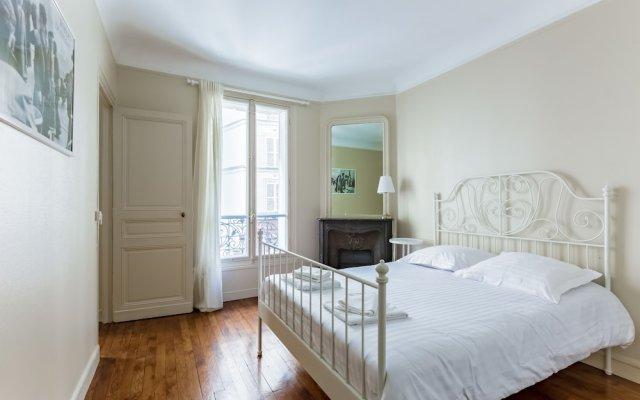 Отель Appart pour 4 près de Bastille комната для гостей