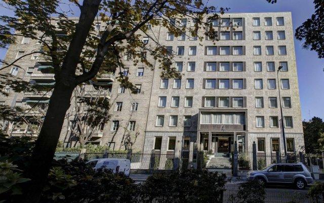 Отель Bianca Maria Palace Италия, Милан - 2 отзыва об отеле, цены и фото номеров - забронировать отель Bianca Maria Palace онлайн вид на фасад