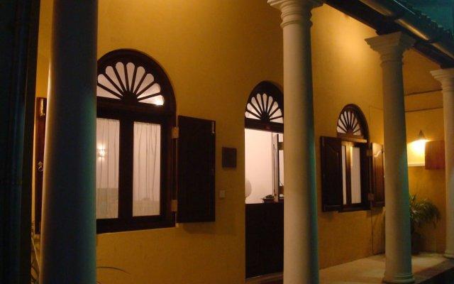 Отель Fort Bliss Шри-Ланка, Галле - отзывы, цены и фото номеров - забронировать отель Fort Bliss онлайн вид на фасад