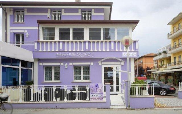 Residence Hotel Le Viole вид на фасад