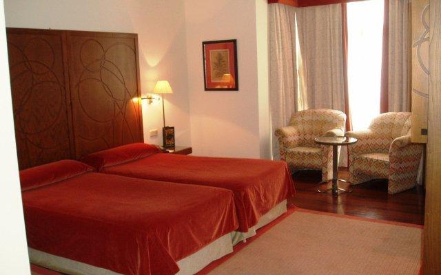 Отель Parador de Limpias Испания, Лимпиас - отзывы, цены и фото номеров - забронировать отель Parador de Limpias онлайн комната для гостей