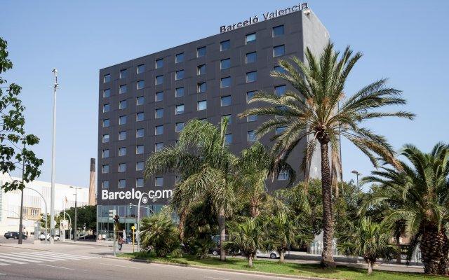 Отель Barceló Valencia Испания, Валенсия - 1 отзыв об отеле, цены и фото номеров - забронировать отель Barceló Valencia онлайн вид на фасад