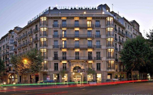 Отель Axel Hotel Barcelona & Urban Spa - Adults Only (Gay friendly) Испания, Барселона - 11 отзывов об отеле, цены и фото номеров - забронировать отель Axel Hotel Barcelona & Urban Spa - Adults Only (Gay friendly) онлайн вид на фасад