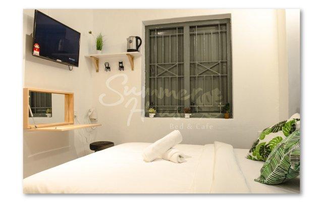 Отель Гостевой Дом Summer House Bed & Cafe Малайзия, Куала-Лумпур - отзывы, цены и фото номеров - забронировать отель Гостевой Дом Summer House Bed & Cafe онлайн вид на фасад