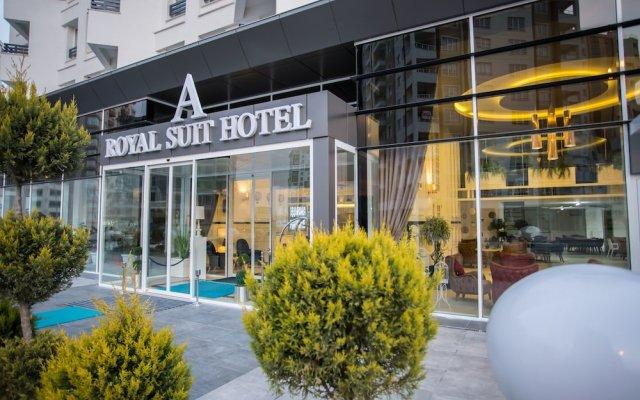 A Royal Suit Hotel Турция, Кайсери - отзывы, цены и фото номеров - забронировать отель A Royal Suit Hotel онлайн вид на фасад