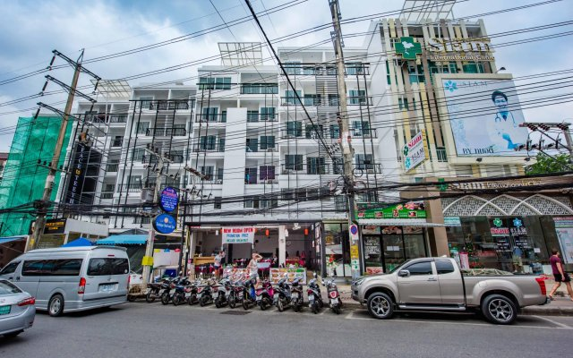 Отель Rayaan 6 Guesthouse вид на фасад