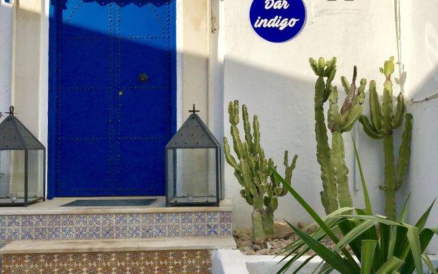 Dar Indigo in Tunis, Tunisia from 450$, photos, reviews - zenhotels.com hotel front