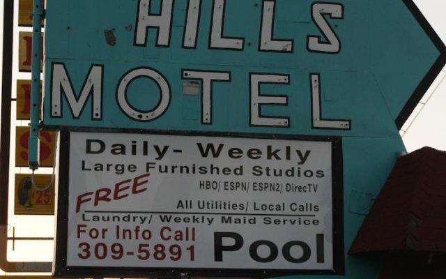 Отель Desert Hills Motel США, Лас-Вегас - отзывы, цены и фото номеров - забронировать отель Desert Hills Motel онлайн вид на фасад