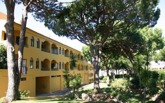 Отель Apartamentos Rio By Garvetur вид на фасад