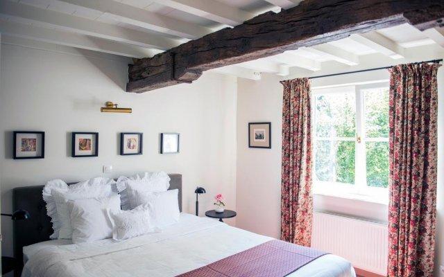 Отель B&B The Herring's Residence комната для гостей