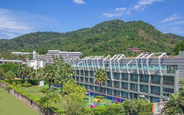 Отель Sugar Marina Resort - ART - Karon Beach бассейн