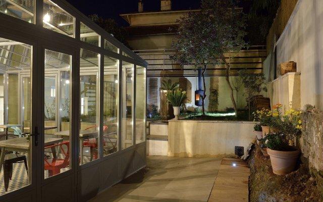 Отель Villa du roc fleuri Франция, Канны - отзывы, цены и фото номеров - забронировать отель Villa du roc fleuri онлайн вид на фасад