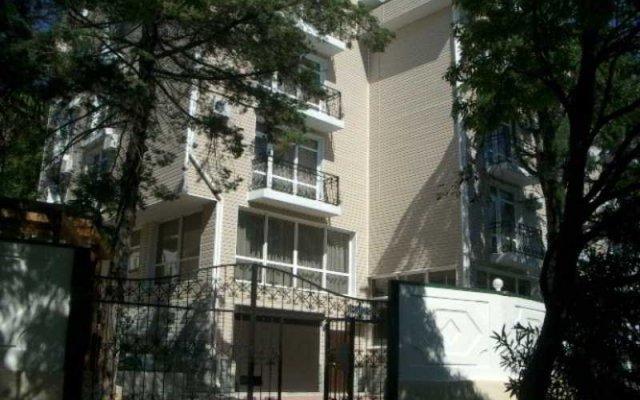 Гостиница Юлия в Сочи 1 отзыв об отеле, цены и фото номеров - забронировать гостиницу Юлия онлайн вид на фасад