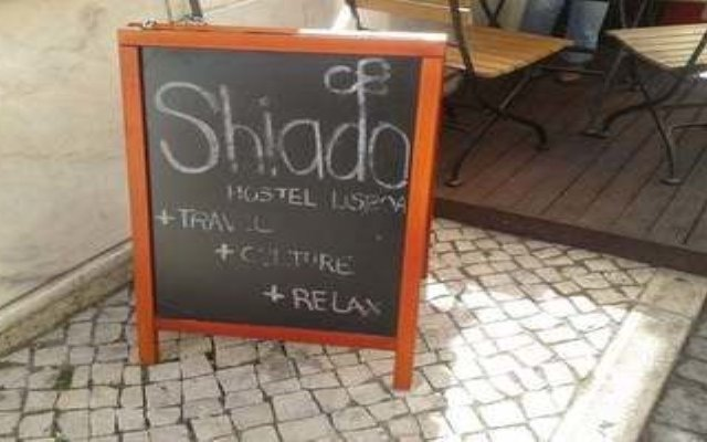 Отель Shiado Hostel Португалия, Лиссабон - отзывы, цены и фото номеров - забронировать отель Shiado Hostel онлайн вид на фасад