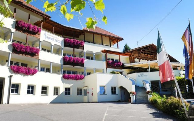 Panorama Hotel Himmelreich Кастельбелло-Циардес вид на фасад