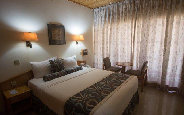 Volta Hotel Akosombo комната для гостей