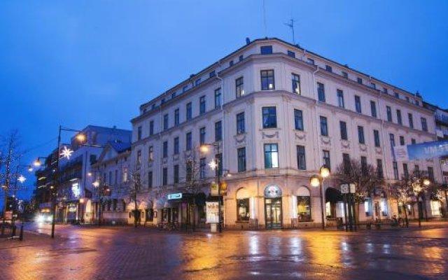 Отель CarlstadCity Hostel Швеция, Карлстад - отзывы, цены и фото номеров - забронировать отель CarlstadCity Hostel онлайн вид на фасад
