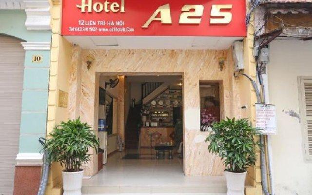 A25 Hotel Lien Tri вид на фасад